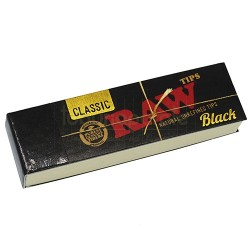 Filtre Carton RAW Black (50)